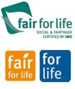Fair for Life logos