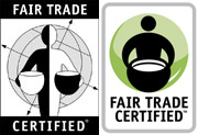 Fair Trade USA certification logos