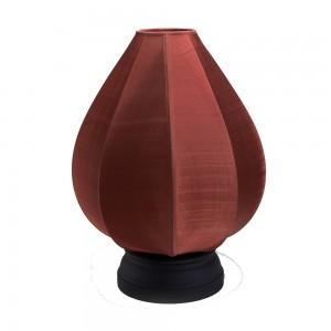 Copper Silk Table Lamp