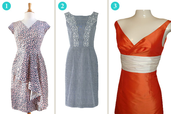 Fair Trade Bridesmaids' Dresses