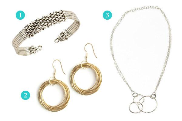 Fair Trade Bridesmaids' Jewelry