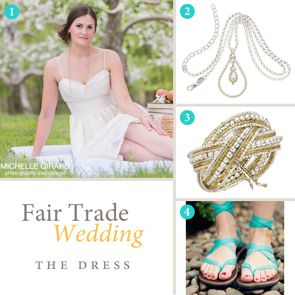 Wedding dress style board