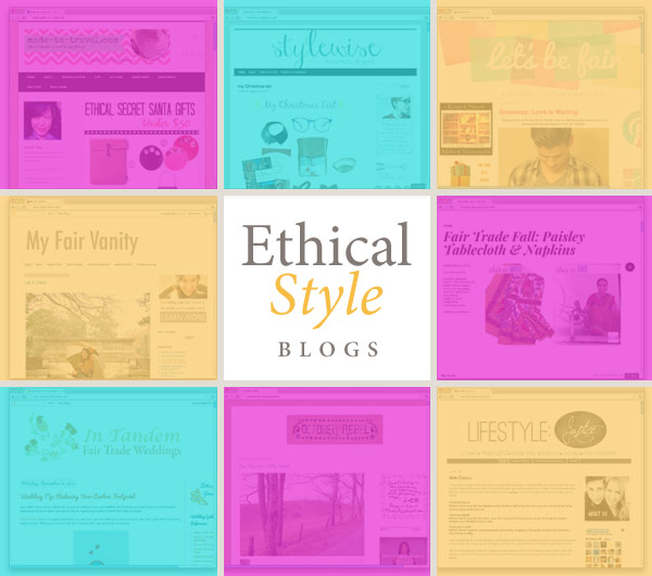 Ethical Style Blogs mosaic