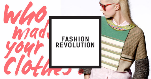 Fashion Revolution Day logo