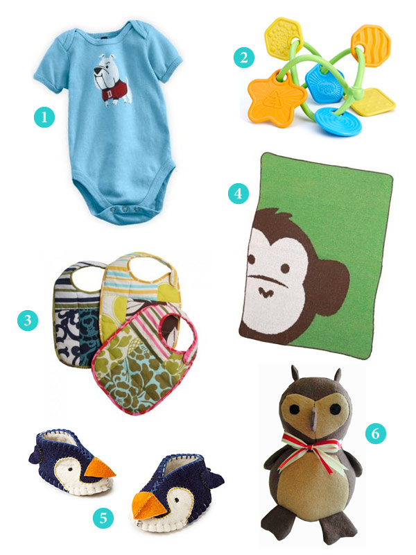College of safe and ethical baby gifts