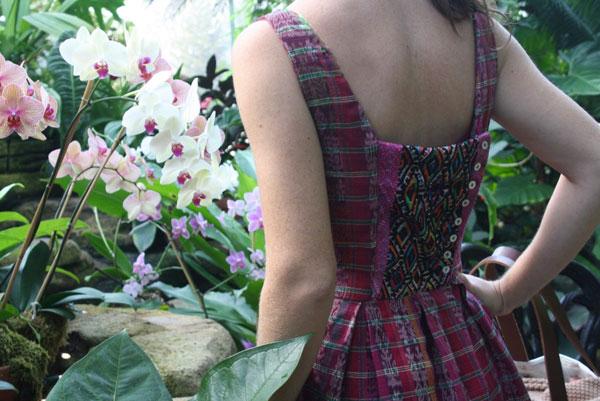Isabella dress from Liz Alig