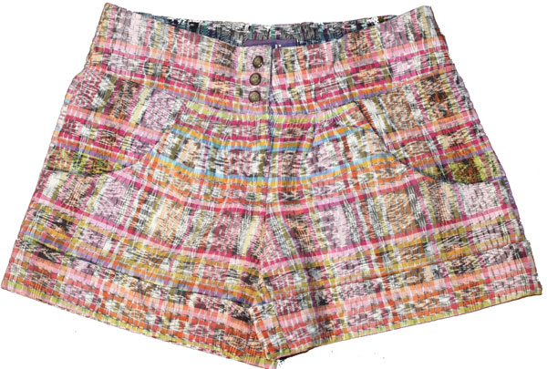 Maggie shorts from Liz Alig