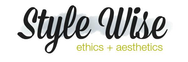 Style Wise blog header