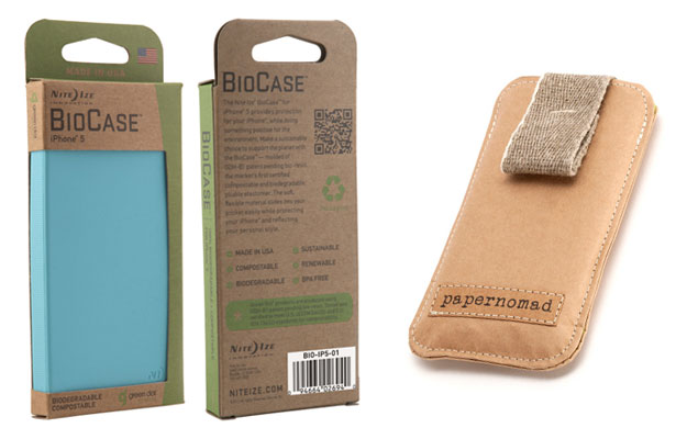 Eco-friendly phone cases