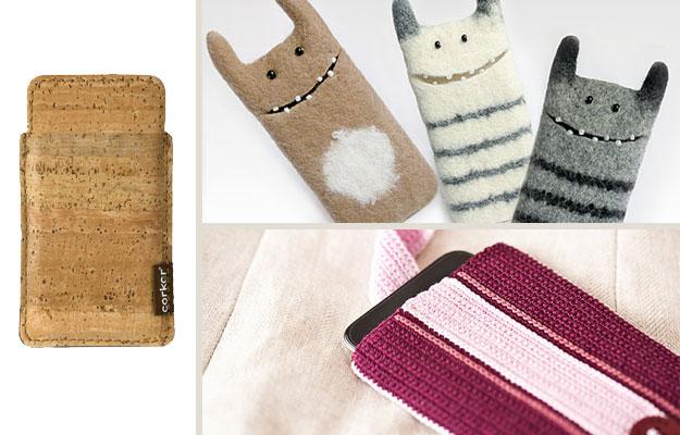 Handmade phone cases