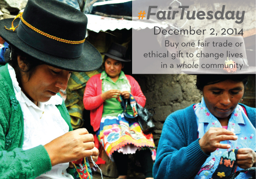 Fair Tuesday - December 2, 2014