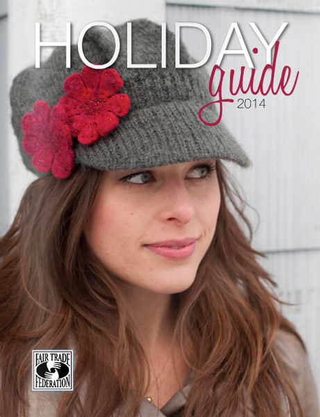 Fair Trade Federation Holiday Guide 2014 cover