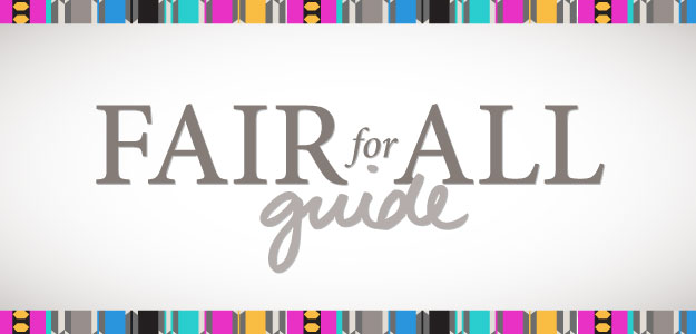 "Our name is now the ""Fair for All Guide"""