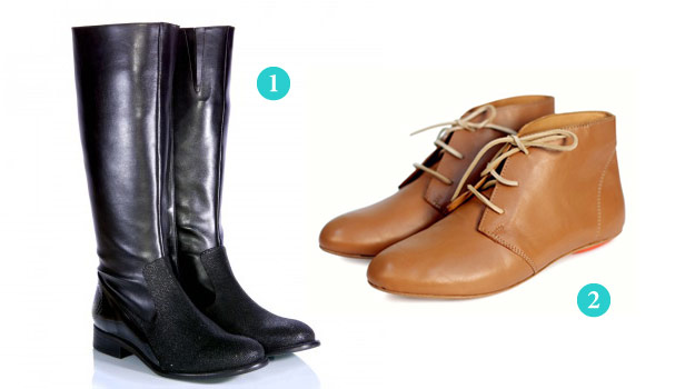 Ethical boots