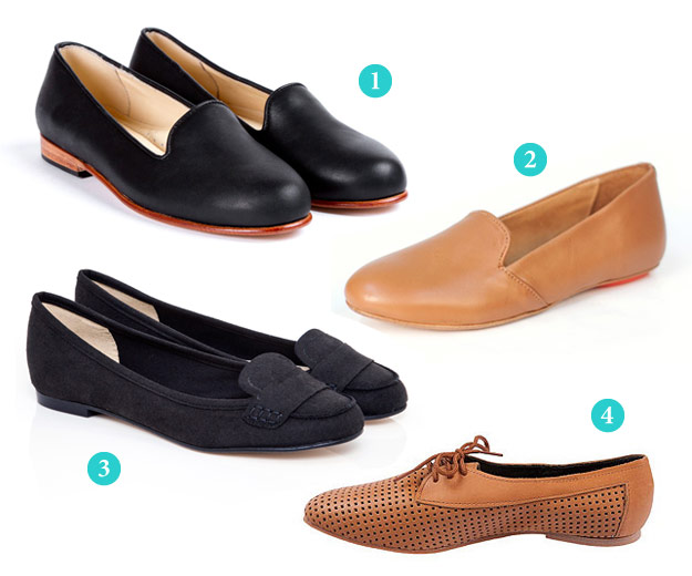 Ethical loafers and oxfords