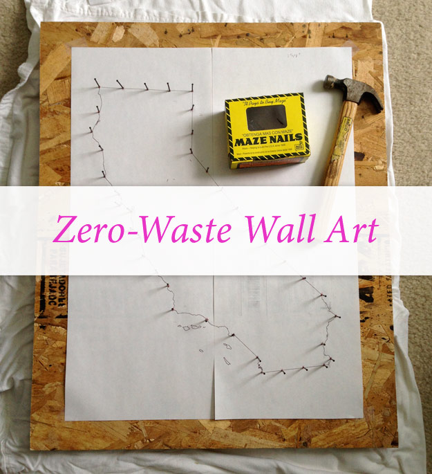 Zero-Waste Wall Art header