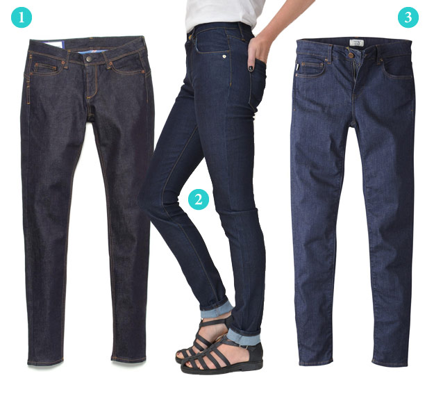 Ethical jeans from IOU, Monkee Genes and Howie's
