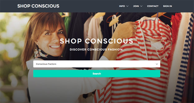 Shop Conscious screenshot