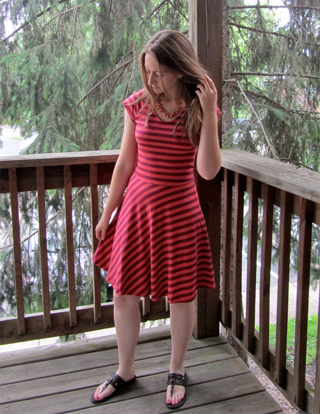 Karina Dress from Synergy Organic Clothing