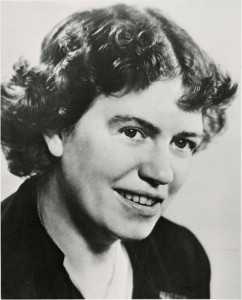 Margaret Mead in 1948
