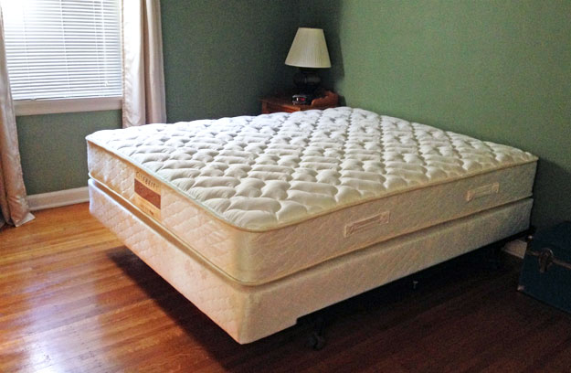 Celebrity mattress from Holder Mattress